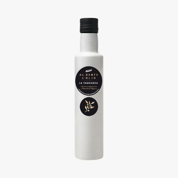 Huile d'olive extra vierge, la taggiasca Al dente la salsa