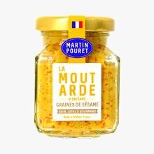 La Moutarde d'Orléans - Graines de sesame Martin Pouret