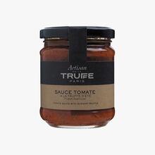 Tomato sauce with summer truffle  Artisan de la truffe