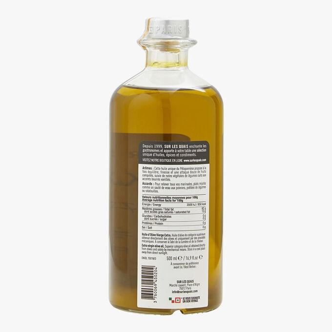 Kanakis - Greece - Peloponnese - Extra virgin olive oil Sur les Quais