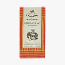 Milk chocolate - Masala Chai Dolfin