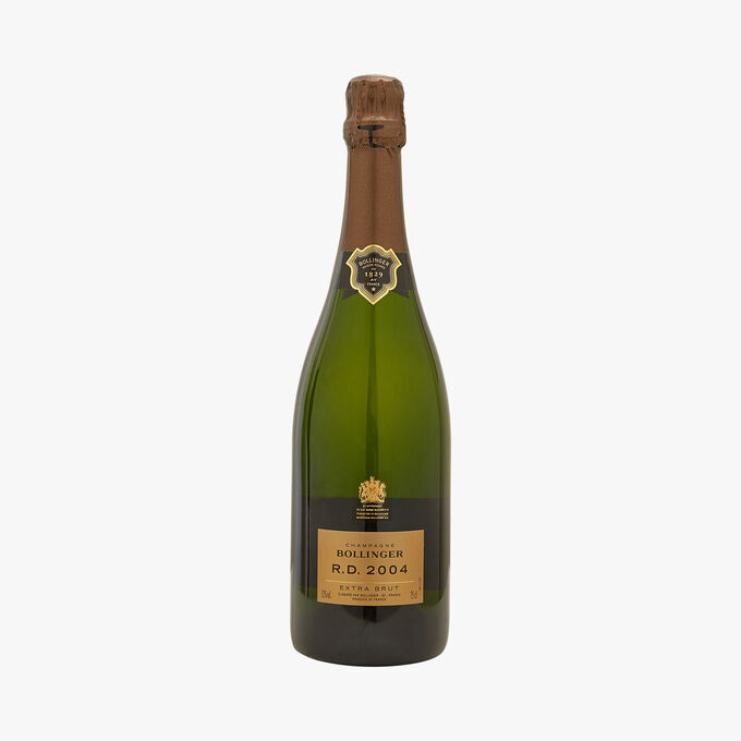 Champagne Bollinger R.D. 2004 Bollinger