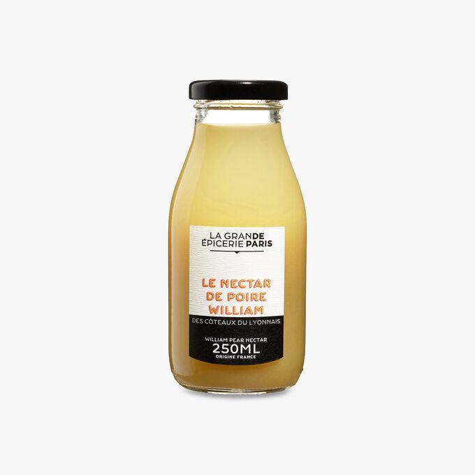Coteaux du Lyonnais Williams pear juice La Grande Épicerie de Paris