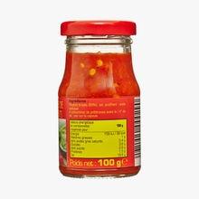 Red chilli purée Les Deux Pagodes