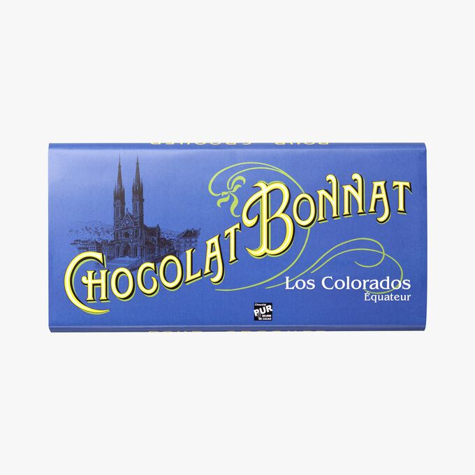 Los Colorados chocolate BONNAT