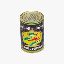 Fish soup Conserverie la Belle-Iloise