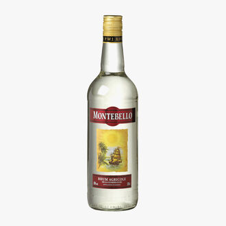 Montebello Rum La Martiniquaise