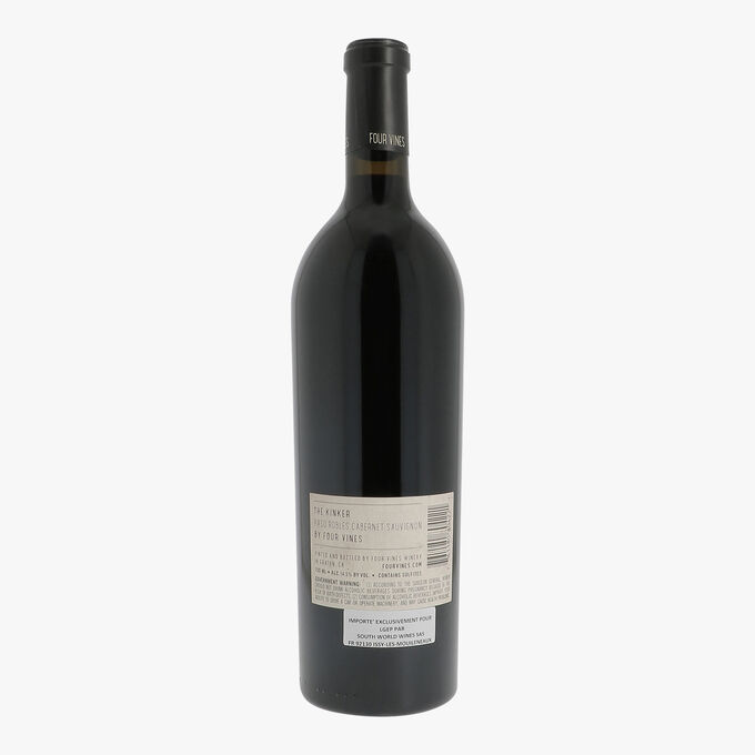 The Kinker 2016 Four Vines