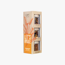 Let's Hygge Box, Assortment of infusions Lov Organic