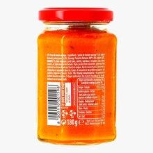 Pesto de tomates orange avec poivron jaune, Pecorino Romano AOP & amandes Mutti