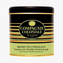Secret de l'Himalaya - green Yunnan, ChunMee & goji berries Compagnie Coloniale