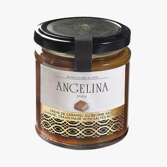 Salted butter caramel spread Angelina
