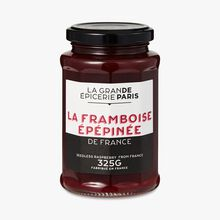Seedless raspberry jam from France La Grande Épicerie de Paris