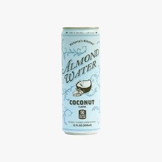Coconut-flavoured water Victoria's Kitchen