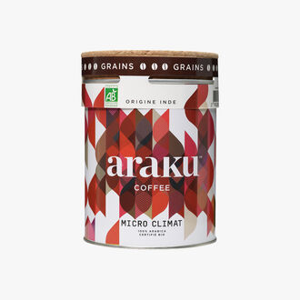 Micro Climat coffee beans from India Araku