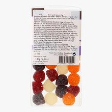 Gourmet beads - Assortment of fruit jellies and Provençal honey gel Doucet