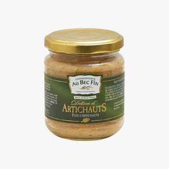 Délices d'artichauts Au Bec Fin