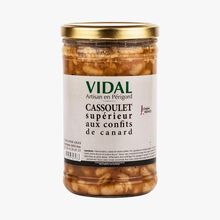 Superior Cassoulet with duck confit Vidal