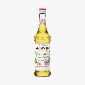Elderflower cordial Monin
