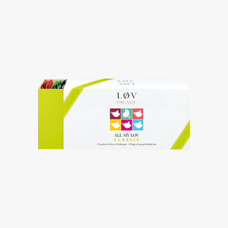 Box set All my Lov Classic Lov Organic