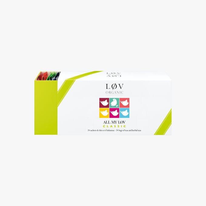 Coffret All my Lov Classic Lov Organic