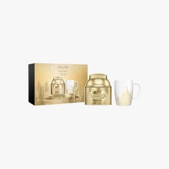 Box Tsarevna 200 g + mug Kusmi Tea