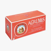 Infusion agrumes Les 2 Marmottes