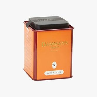 Rooibos parfumé Citrus N° 243 Dammann Frères