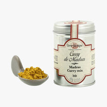 Madras curry Terre Exotique