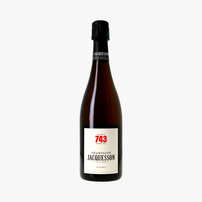 Champagne Jacquesson cuvée n°743 Maison Jacquesson