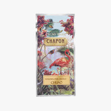 Tablette chocolat noir Chuao 75% Chapon