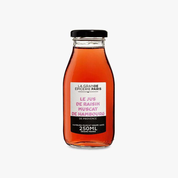 Jus de raisin Muscat de Hambourg  La Grande Épicerie de Paris
