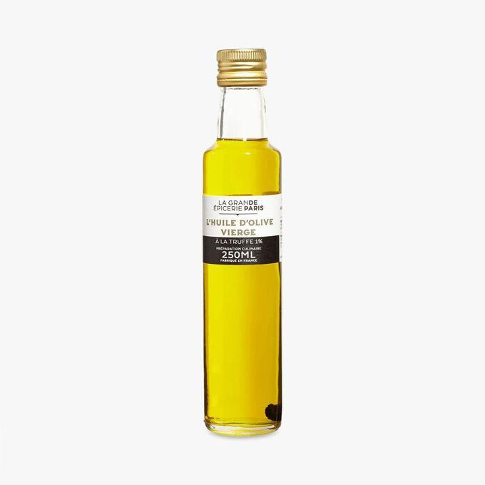 L'huile d'olive vierge à la truffe 1% La Grande Épicerie de Paris