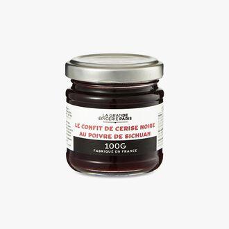 Black cherry confit with Sichuan pepper La Grande Épicerie de Paris