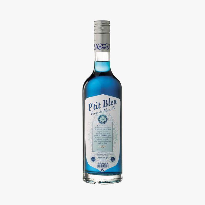 Pastis P'tit Bleu Liquoristerie de Provence