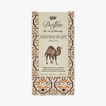 Milk chocolate - Apricot Dolfin