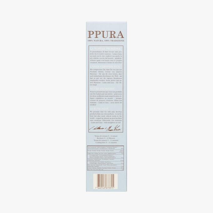 Pâtes bio Linguine au maïs Ppura