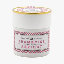 Framboise, abricot, anis étoilé Confiture Parisienne