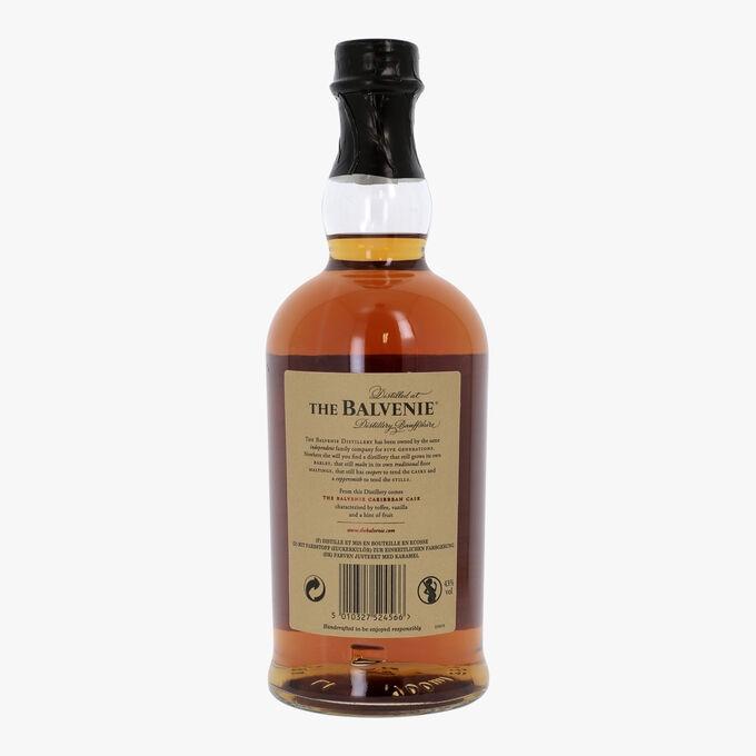 The Balvenie 14 Year Old Caribbean Cask Whisky The Balvenie