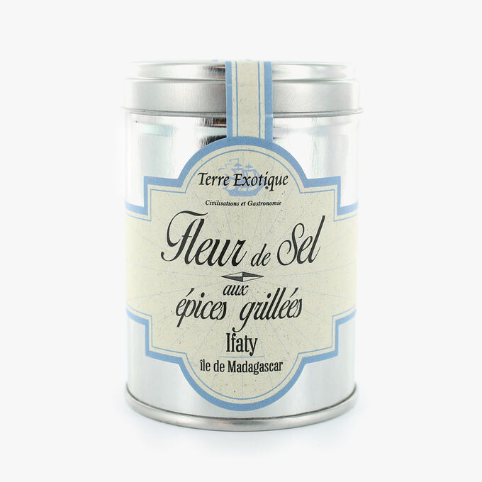 Fleur de sel with toasted spices Terre Exotique