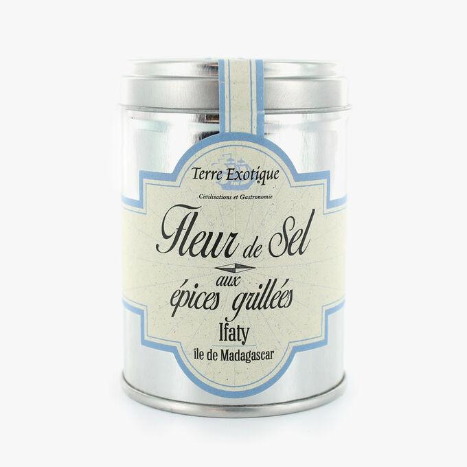 Fleur de sel aux pices grill es terre exotique la grande picerie de paris - Fleur de sel aux epices grillees ...