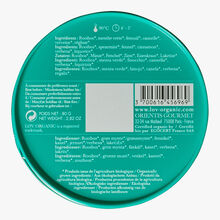 Rooibos Verveine-Menthe boîte métal Lov Organic