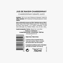 Bourgogne Chardonnay grape juice La Grande Épicerie de Paris
