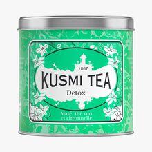 Détox boîte métal Kusmi Tea