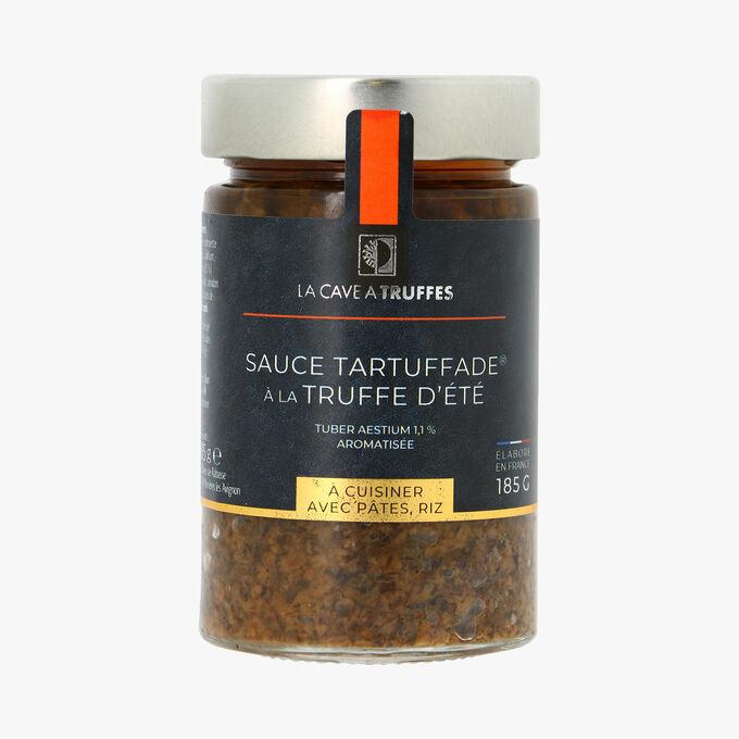 Sauce tartuffade à la truffe d'été Tuber aestivum 1,1% La Cave à Truffes