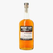 Mount Gay Black Barrel Barbade Rum Mount Gay