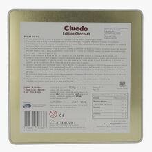 Cluedo édition chocolat Chocosuisse