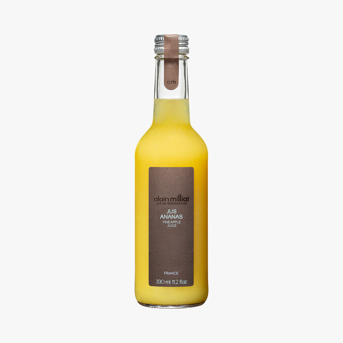 Jus d'ananas Alain Milliat