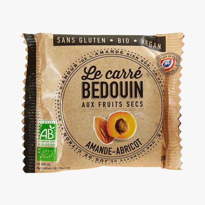 Le carré aux fruits secs - Amande, abricot Bedouin