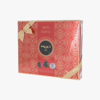 Box of 18 chocolate truffles   Maxim's